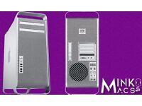 2.8GHZ APPLE MAC PRO 8 CORE 10GB RAM 500GB & 320GB HD LOGIC PRO X CUBASE 8 IZOTOPE MASTERING ABLETON