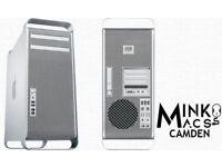 APPLE MAC PRO TOWER 2.8GHz X 8 Eight Core 12GB Ram 256GB SSD & 1TB HDD Logic Pro X Final Cut Pro X