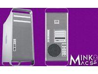 2.8GHZ APPLE MAC PRO 8 CORE 10GB RAM 1TB HD LOGIC PRO X CUBASE 8 IZOTOPE MASTERING ABLETON MASSIVE