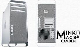 APPLE MAC PRO TOWER 3,1 2.8GHz Quad Core 8GB Ram 500GB Logic Pro X Cubase Ableton Native Instruments