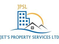 Jet's Property Services /Helping you maintain your properties/gas/plumbing services /interiors