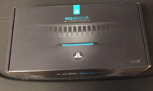 JL AUDIO RD900/5 RD Series NexD 5 Ch. Class D System Amplifi