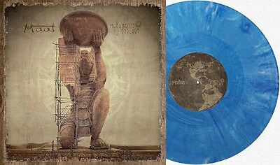 MAAT - Monuments will enslave /  Vinyl LP (Limited Red Sea Edition)