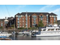 CORK HOUSE,SWANSEA MARINA,2 BED GROUND FLOOR APARTMENT-NO CHAIN