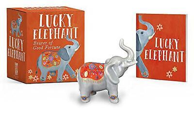 Suerte Elefante (Miniature Ediciones) Por Prensa Corriendo Nuevo Libro,Libre Y