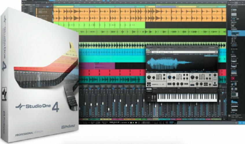 PreSonus studio One Pro 4 Latest Version✅ Full Software Fast Delivery✅