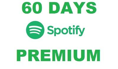 Spotify Premium   60 Days   2 Months   Worldwide   5 Min Delivery   Warranty