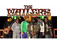 *TOMORROW* The Wailers Bob Marley selling 3 tickets