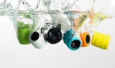 AQUAJAM AJ mini waterproof, Bluetooth Lautsprecher, schwarz
