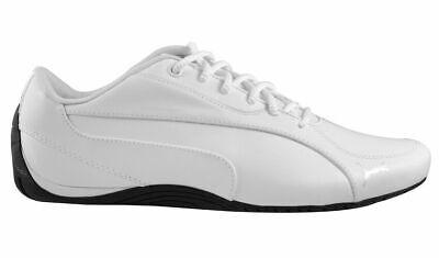 Puma Drift Cat 5 Core Mens Leather Sports Shoes Trainers - UK 7-12