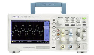 Tektronix Tbs1052b-edu New 50mhz 2 Channel Digital Oscilloscope