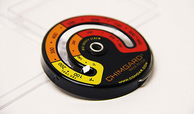 ChimGard Woodstove Thermometer by Condar (3-4)