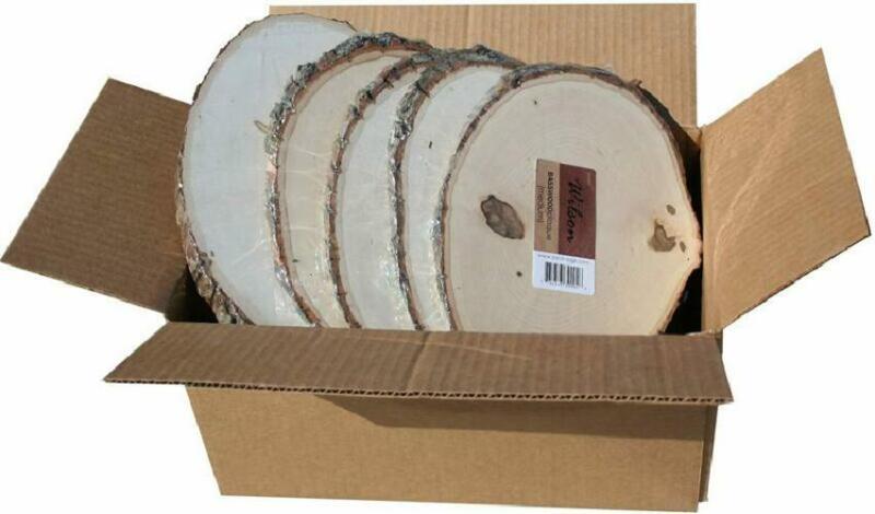 Basswood Plaque  Bulk Quantity Value Box