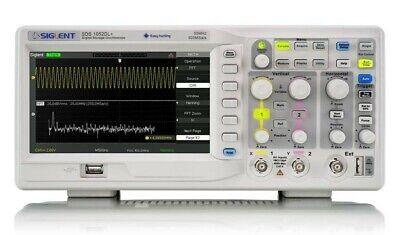 Siglent Technologies Sds1052dl 50 Mhz Digital Storage Oscilloscope