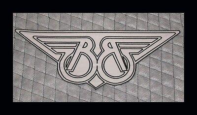 "Buckaroo Banzai ""BB"" Jacket patch for sale  Shipping to India"