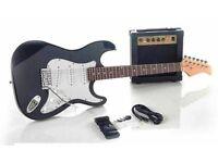 Electric guitar kit.