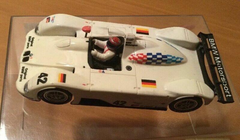 Carrera 25425 1:32 Evolution BMW V12 LMR Motorsport ALMS 2000 #42 Slot Car
