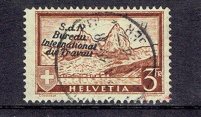 Schweiz Genfer Ämter o  MiNr BIT/ILO 48 Internationale Arbeitsorganisation