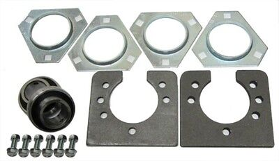 "1"" Bearing Kit (3 hole) For Go Kart Off Road Cart Drift Trike Mini Bike Parts"