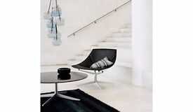 Fritz Hansen Space™ Table, Coffee Table, Glass Top - New
