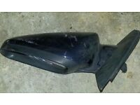 Vauxhall Vectra N/S Wing Mirror In Blue Colour (2004)