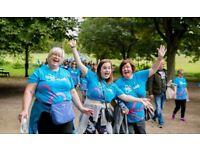 Volunteer at Belfast Memory Walk