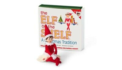 "American Girl Truly Me ELF ON THE SHELF Girl Elf Set for 18"" Dolls NEW in Box"