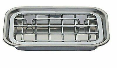 InterDesign 73012 Sinkworks Two Piece Soap Dish