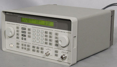 Hpagilent 8647a Synthesized Rf Signal Generator 250 Khz To 1000 Mhz 1 Ghz