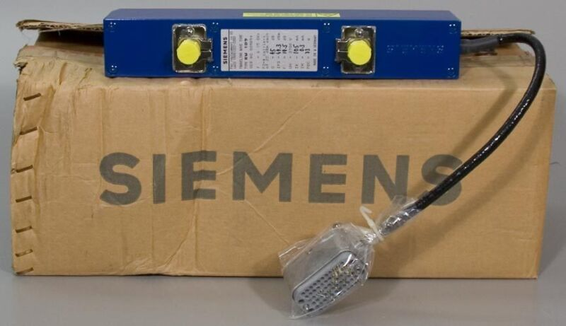 NEW Siemens RW-189 Traveling Wave Tube Amplifier (TWT) 3.4 - 10.368 GHz TWTA
