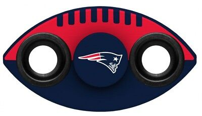 Hand Spinner NFL Two Way Team Spinners New England Patriots Spinner