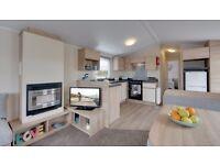 New Willerby Static Caravan For Sale On Hornsea Leisure Park nr Bridlington On East Yorkshire Coast.