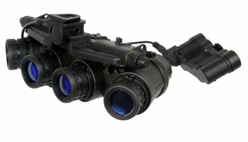 Lancer Tactical Replica Dummy GPNVG-18 Night Vision Goggle - Black