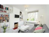 Cosy room in stunning two-bed flat in Battersea
