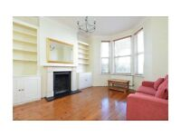 Large 2 bed 2 bath flat SW11 for shortterm let from 26th Feb - 17th March (weekly considered)