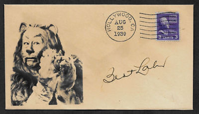 The Wizard of Oz Lion Collector Envelope Original - Wizard Of Oz The Lion