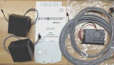ARMATRON ECHOVISION REAR OBSTACLE DETECTION SYSTEM EBD0335 RV PARKING SENSORS