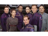 Star Trek Enterprise (Full Series Run) in collectors DVD hard cases, as new £24 ono