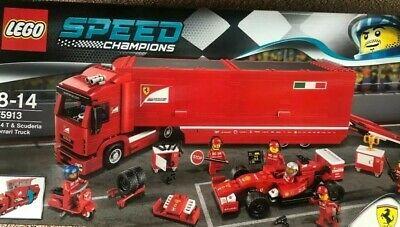 LEGO 75913 Racers Scuderia Ferrari Truck