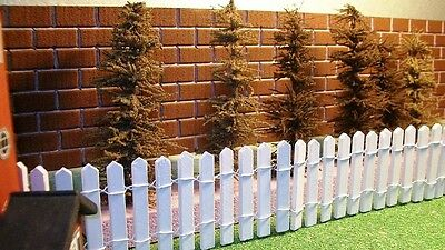 Dead Pine Trees Diorama Scenery, Model Railroads, Doll House Accessories. 6 Pc.
