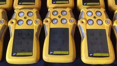 Bw Technologies Quattro Multi Gas Monitor Detector Meter New Oxygen