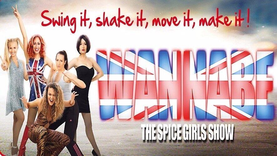 Wannabe:Spice Girls Show