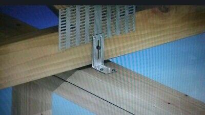 51 Simpson Strong Tie Stc Roof Truss Clip 18 Gauge Galvanized Steel