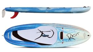 Riot Tahiti SUPs- Light weight and Easy to carry!