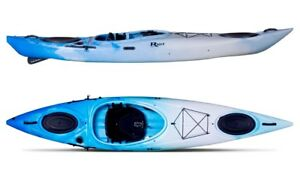 Riot Enduro 14ft Day Touring Kayaks with Rudder
