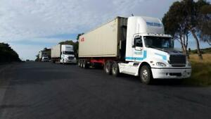 Professional Truck Operator(Norman Carriers)