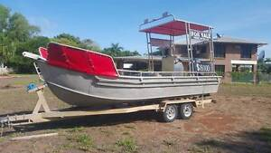 6 mt aluminium boat Brinkin Darwin City Preview