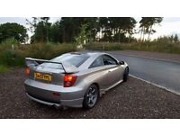 Nice modified celica for sale