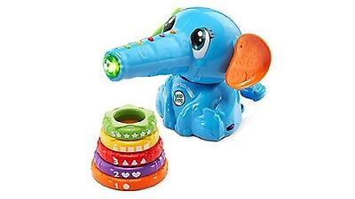 BRAND NEW LEAPFROG BABY INFANT TOY STACK & TUMBLE ELEPHANT 600303