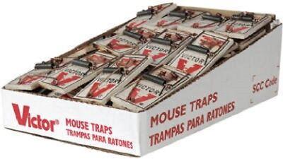 Victor Metal Pedal Mouse Trap 72 traps M040